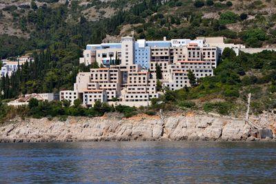<strong>Hotel Belvedere, Dubrovnik, Croatia</strong>