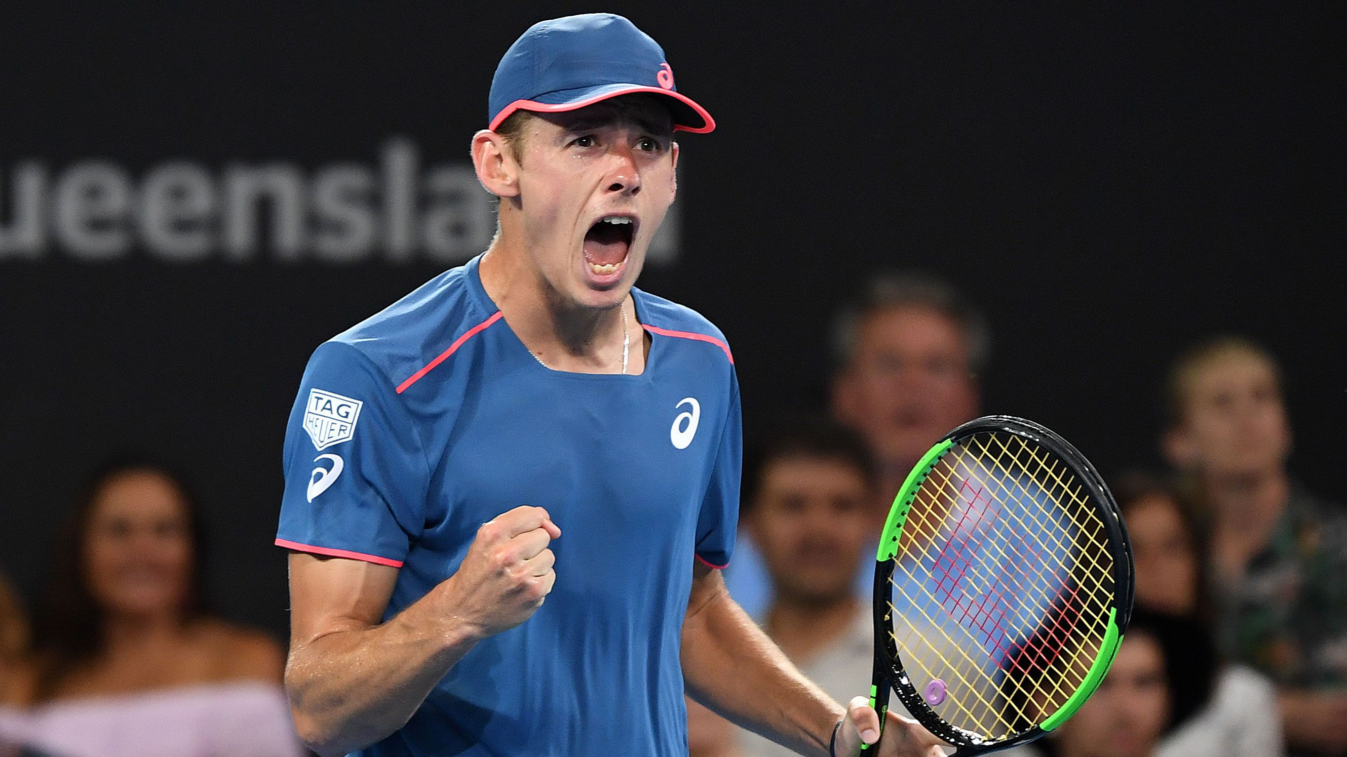 How Aussie tennis greats knew Alex de Minaur would be something special