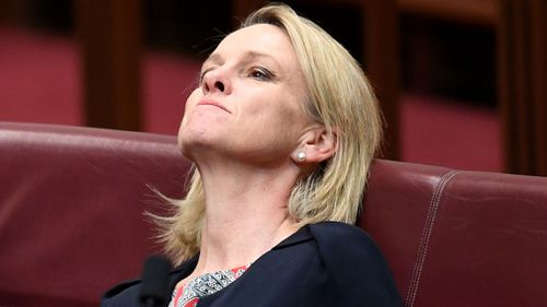 Ms Nash was disqualified during the dual-citizenship saga that has plagued Parliament.