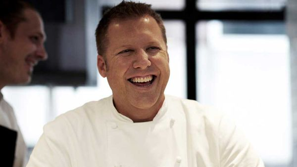 The Bridge Room's chef and owner Ross Lusted
