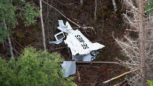 Australia grounds Indian Mahindra planes after Swedish crash