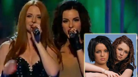 They're back: Faux-lesbian Russian pop duo t.A.T.u reunite — and they're still hot!