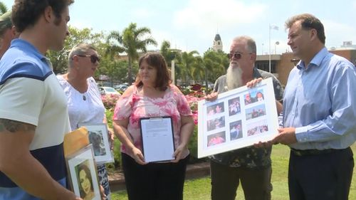 Trisha Maree-Mabley, the mother of a man killed in a fiery crash in Tiaro, is campaigning for harsher penalties for drivers involved in fatal crashes. (9NEWS)