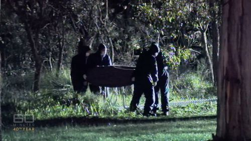 Corryn's body was found in Perth's Kings Park.
