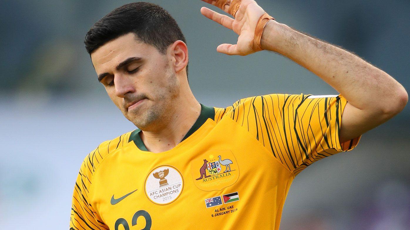Socceroos fall to Jordan