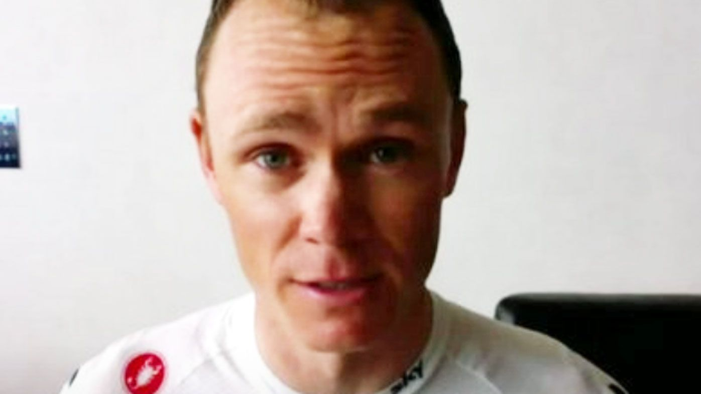 Froome to lead Team Sky's Tour charge