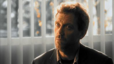Hugh Laurie stars as Dr. Gregory House