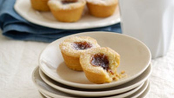 Mini Jam Tarts 9kitchen