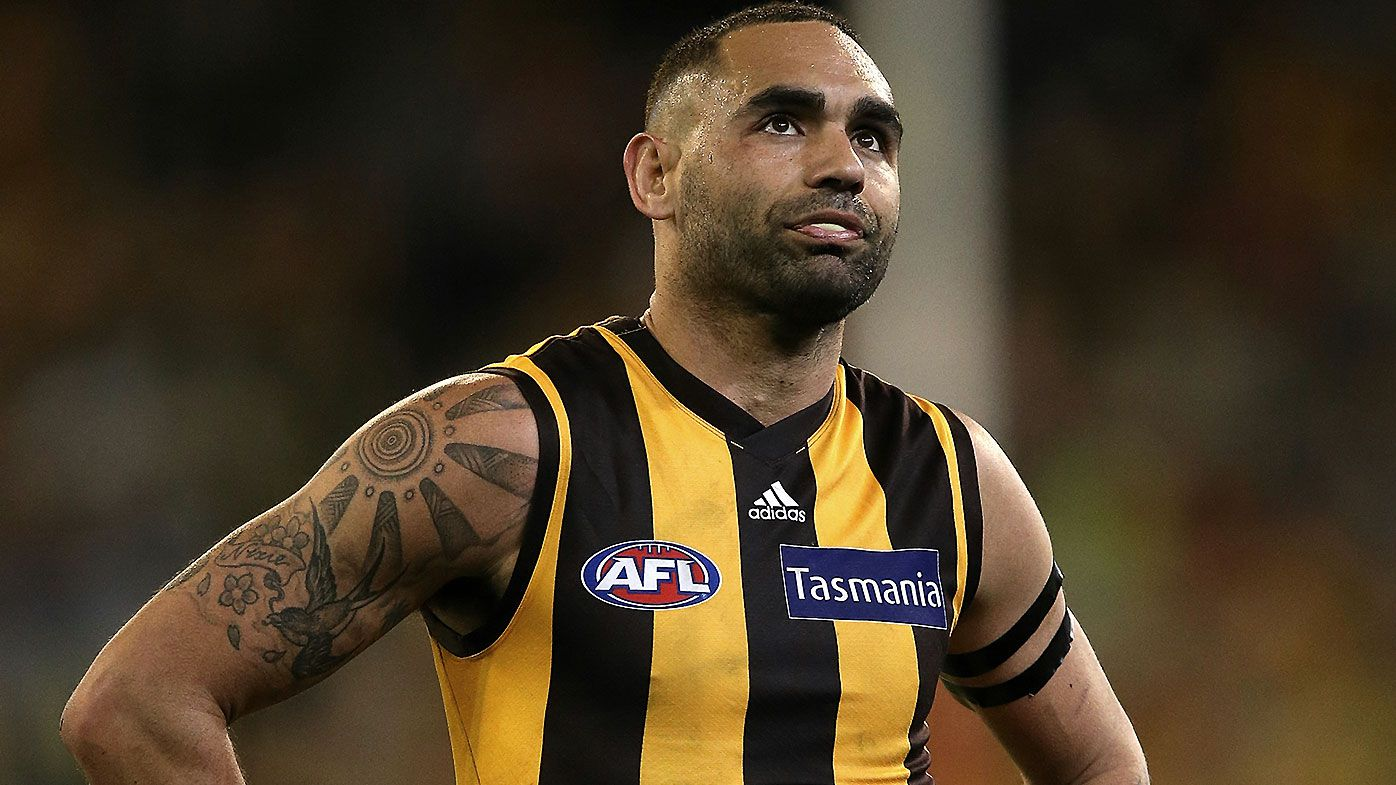 Hawthorn great Luke Hodge left 'confused as ever' over Shaun Burgoyne contract extension