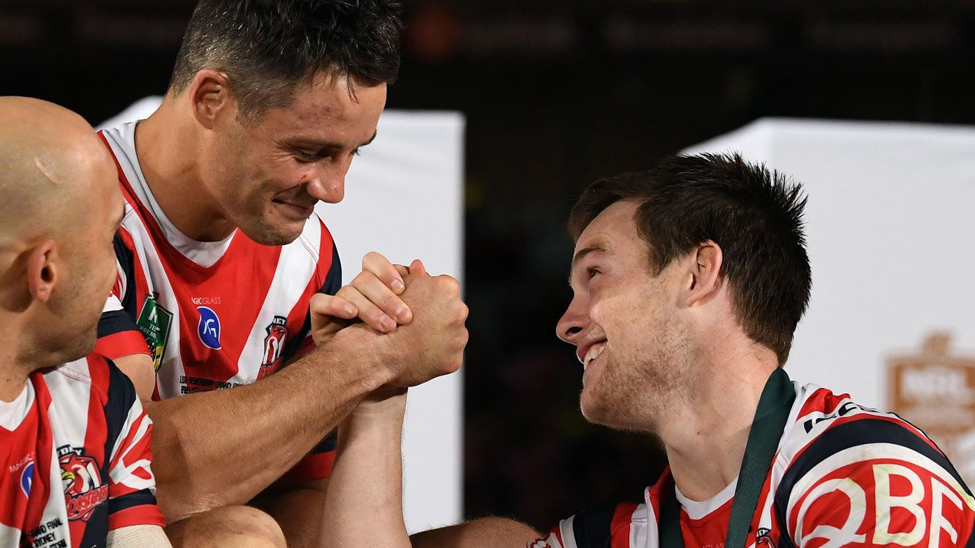 NRL: Cooper Cronk deserves to be Immortal say Roosters