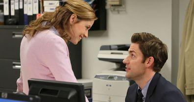 Jim Halpert, Pam Beesly, The Office
