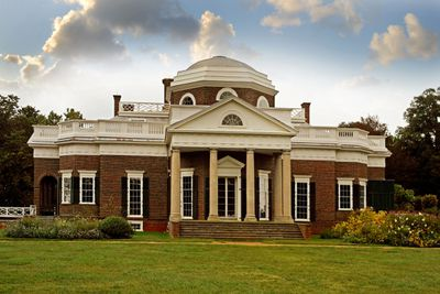 <strong>Thomas Jefferson: Monticello, Virginia</strong>