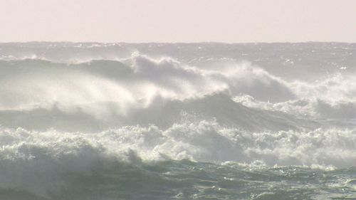 Cyclone Oma is already causing a big swell along the coast, and is expected to reach the Sunshine Coast, Brisbane and the Gold Coast in the coming days.
