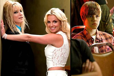 It was a big year for guest stars (especially Betty White, who continued to appear in just about everything), but the biggest guest stars of the year were Britney Spears and Justin Bieber. She popped up (for about two seconds) in an episode of <I>Glee</I> devoted to her awesomeness; he made his acting debut on <I>CSI: Crime Scene Investigation</I> as a kid who liked playing with explosives a little too much.