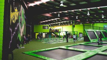 A child who went to the Flip Out Prestons Indoor Trampoline Park in Prestons has tested postive for coronavirus.