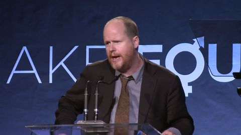Joss Whedon at 'Make Equality Reality'