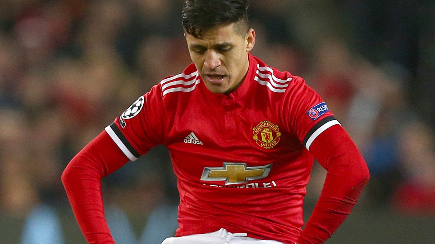 Man United crash out of Champions League