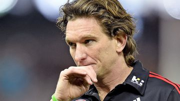 The day coach Hird unleashed on AFL great