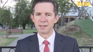 Simon Birmingham has urged states and territories to have faith in NSW Health's contact tracing team.