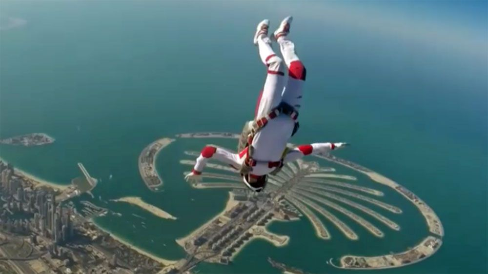 World Air Games take flight in Dubai