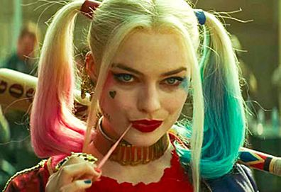 Margot Robbie as Harley Quinn (Warner Bros)