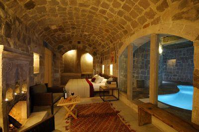 <strong>Hotel Argos, Cappadocia, Turkey</strong>