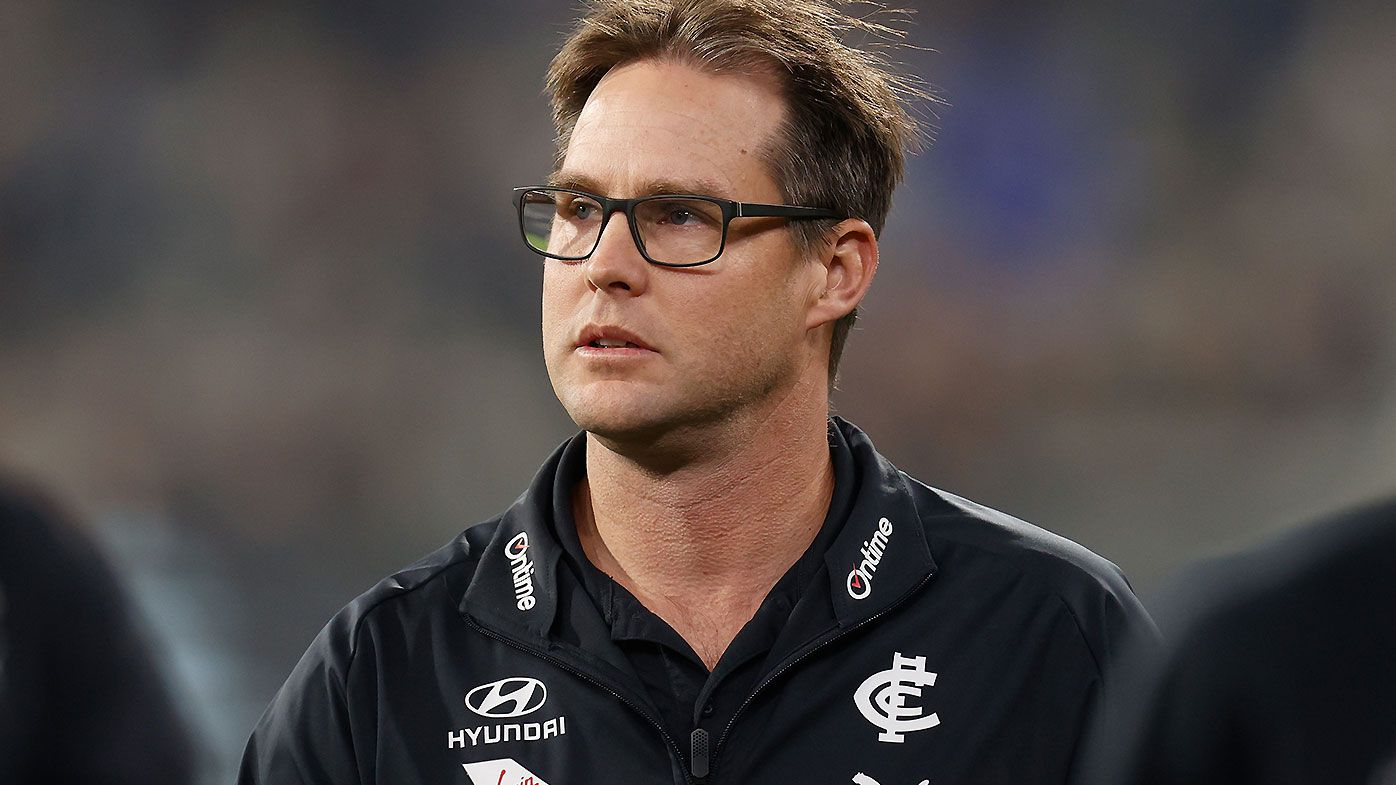 Iconic coach David Parkin added to Carlton's 'coaching subcommittee' to find David Teague's replacement