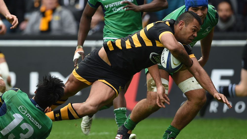 Beale stars on debut for Wasps