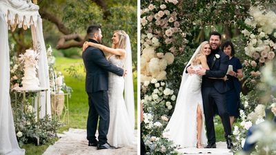 Joanne and James' Wedding | Vaucluse House