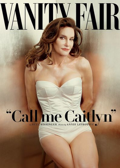 Caitlyn Jenner, Vanity Fair, cover