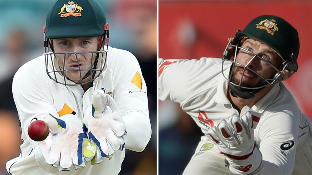 Ashes 2017: Mark Taylor says Matthew Wade facing fight to keep Test spot