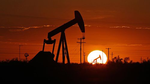 Oil prices crumble as pandemic upends markets