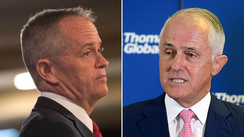 "Shorten and Prime Minister Malcolm Turnbull have knocked heads on the issue, with Mr Turnbull saying Mr Shorten's credibility is ""pretty tattered"" on corruption (AAP)."