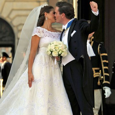 Swedish Princess Madeleine and her husband Chris O'Neill