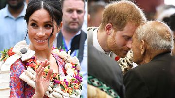 Inside the Royal Tour: Harry's standout moment