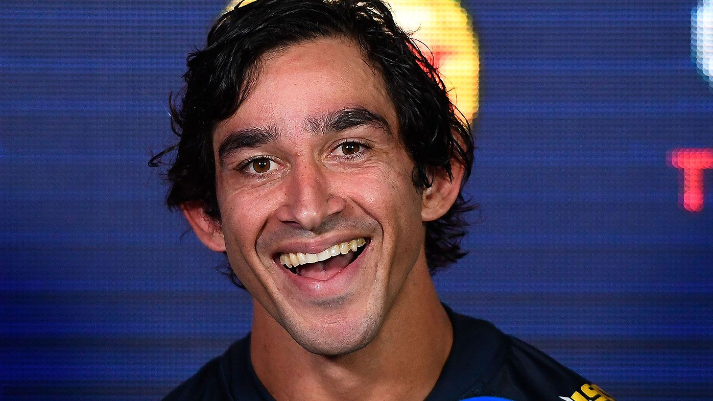 Johnathan Thurston vows to change the perception of NRL players in retirement