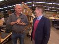 'A Current Affair' discovers secret warehouse full of Logies treasures