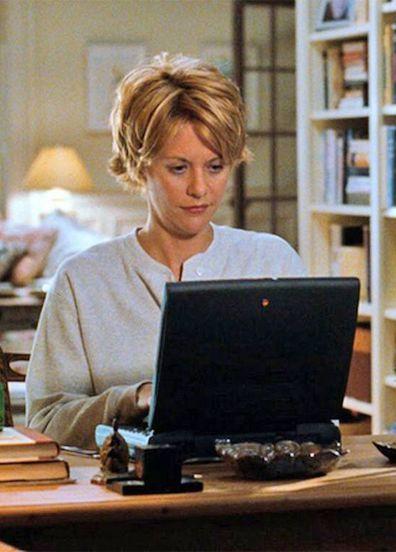Meg Ryan in You've Got Mail