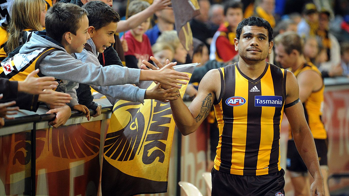 AFL Footy Show reveal reported Rioli family tension with Hawthorn Hawks president Jeff Kennett
