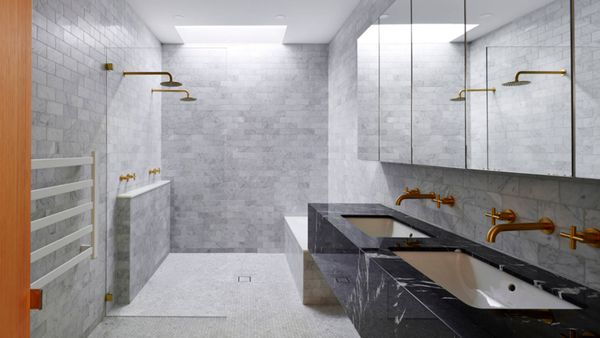 Awesome 8 Beautiful Bathroom Tile Trends And How To Use Them At Home Download Free Architecture Designs Scobabritishbridgeorg