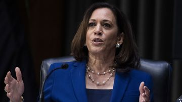Kamala Harris would be the first non-white vice president since 1932.