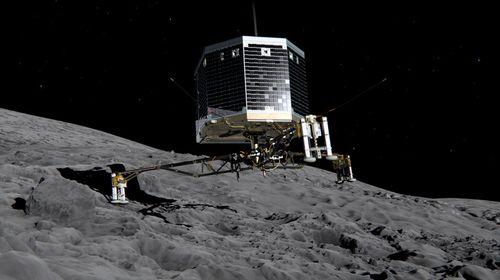 Philae comet probe 'found traces' of organic molecules