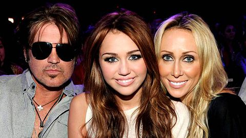 Billy Ray Cyrus decides he likes Hannah Montana after all