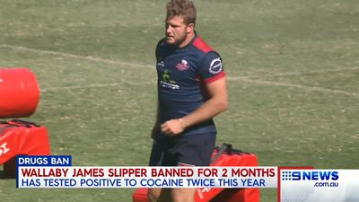The heartbreaking cause of James Slipper's decline