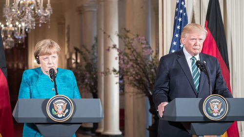 Germany owes NATO 'vast sums and the US must be paid': Trump