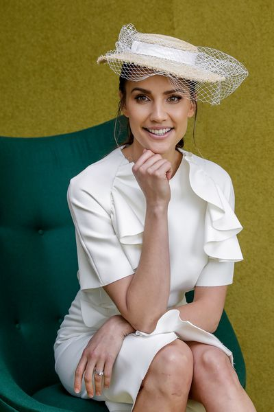 <p>Spring Racing Carnival is well under way and if you've not yet chosen an outfit, including head-piece and shoes, then you need to do so - immediately.</p> <p>If you're looking for outfit inspiration, however, you have come to the right place. Today we got a sneak peek at the type of outfits a handful of A-Listers will be wearing on the day. And we've discovered some important style trends.</p> <p>We can reveal, for example, that head pieces are definitely in fashion - the very beautiful Rachael Finch, the perfect case in point. Elegant, almost old-fashioned fashioned dresses that are modestly-cut and flattering are also back as are heels that are classic in shape and high of heel.</p> <p>Our opinion? This is a lovely turn of events. There's nothing quite like a beautiful woman stepping out in a feminine yet sexy style. On that, scroll through to see our gallery of pics from today.</p>