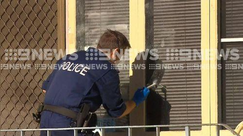 Tregear shooting Sydney home argument CCTV crime news NSW