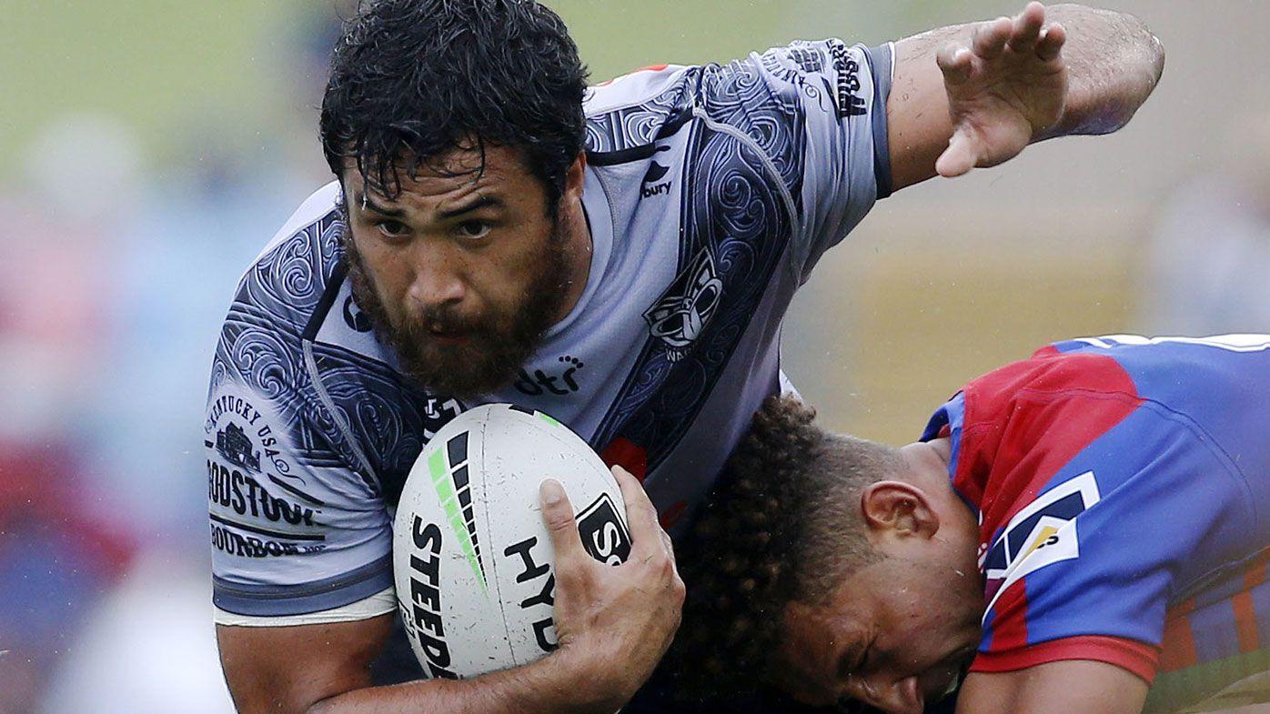 Warriors stay in Australia but Peta Hiku, Patrick Herbert go home to families