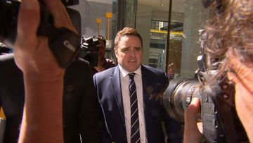 Ben McCormack admits to child pornography offences
