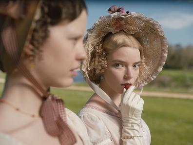 The new Emma movie is one for those who love costume dramas.
